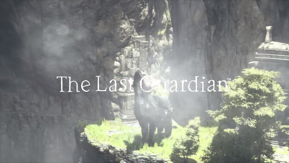 Cg cinematic style action trailer for the last guardian featuring
