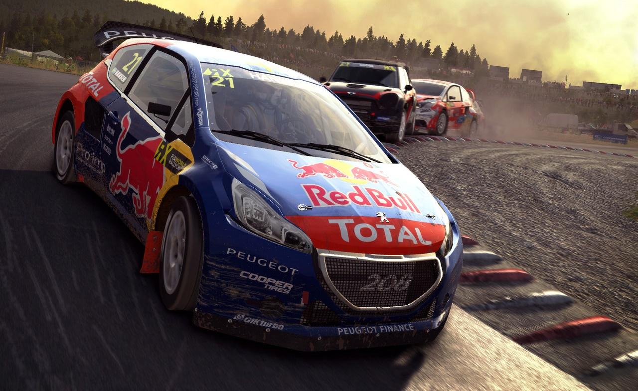 Dirt Rally 4