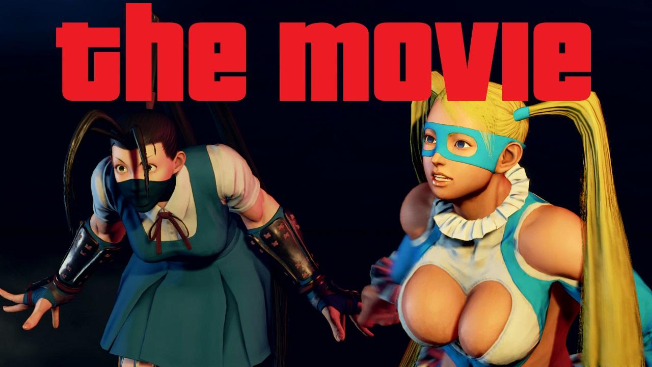 Street fighter movie online