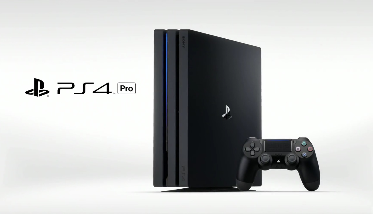 ps4 pro announced for 349 nov 10th 2016 release. Black Bedroom Furniture Sets. Home Design Ideas