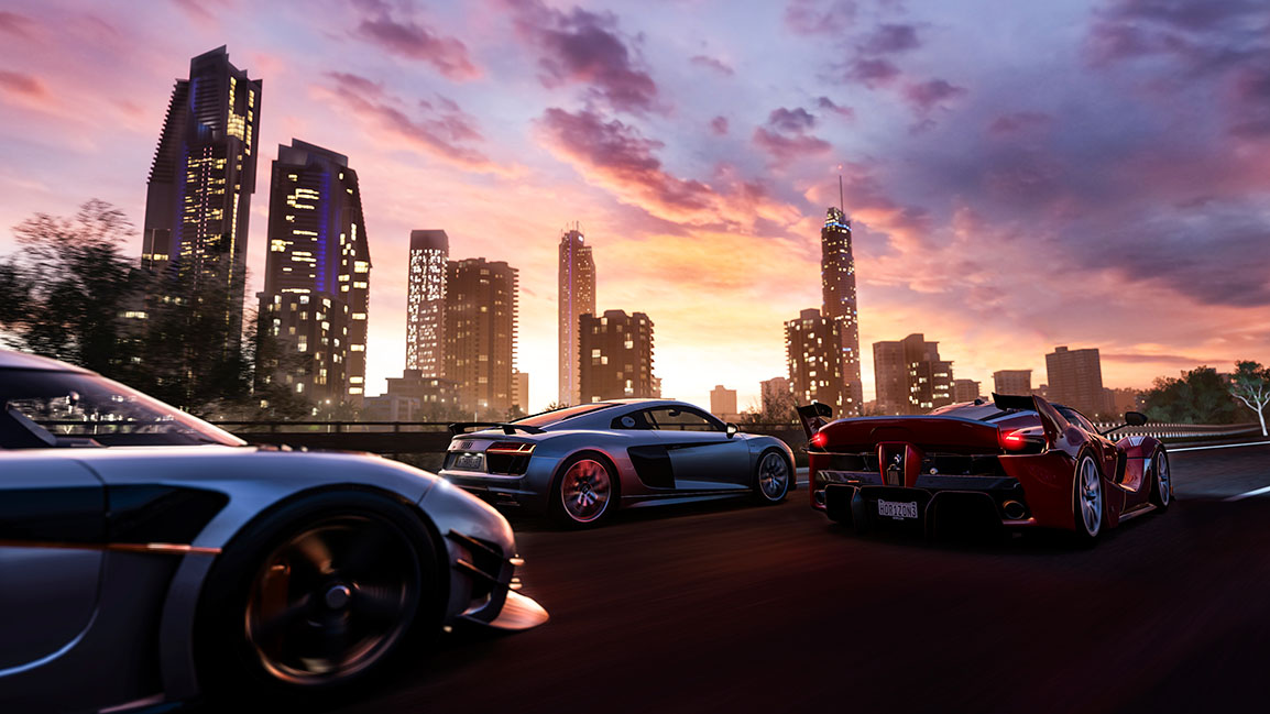 forza horizon 3 review. Black Bedroom Furniture Sets. Home Design Ideas