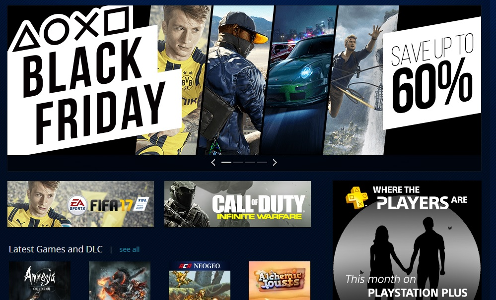 Watch Dogs Ps Black Friday