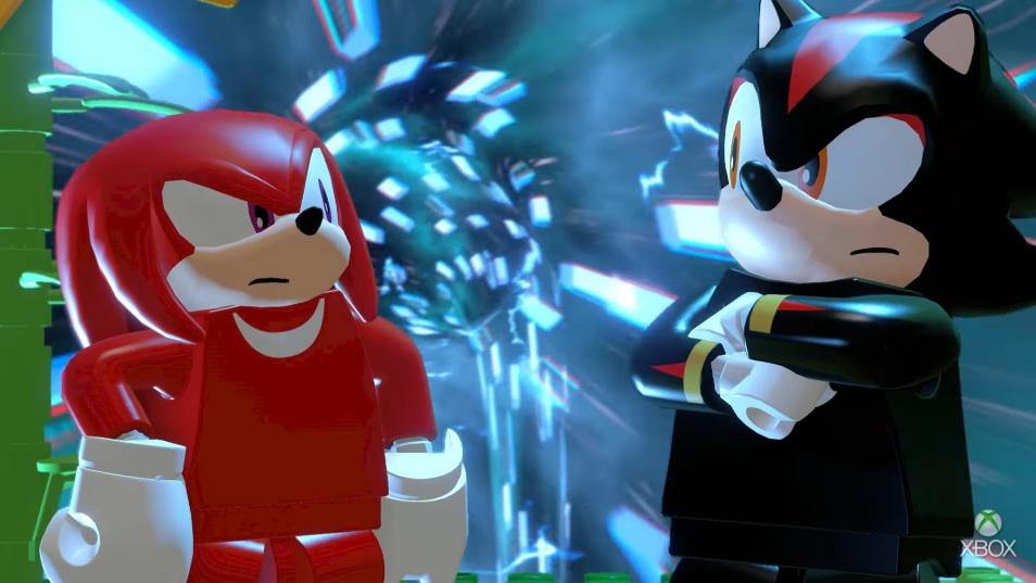 lego dimensions sonic gameplay trailer cramgaming com
