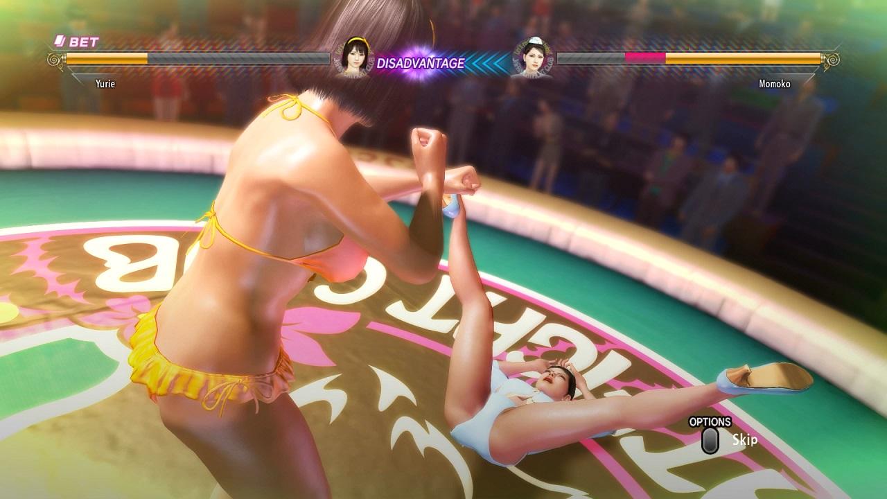 who to bet on catfights yakuza