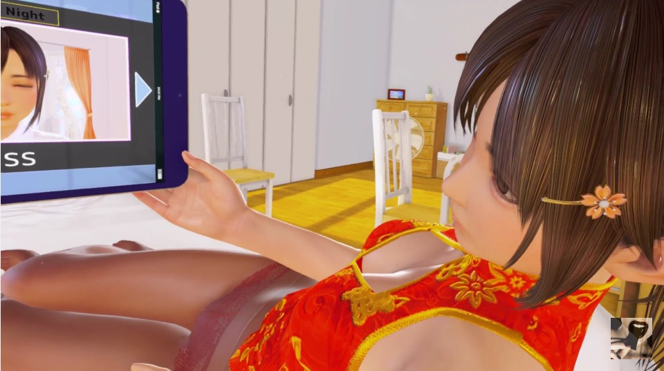 Vr Kanojo Update 1 11 Gameplay New Clothes Phone Cam