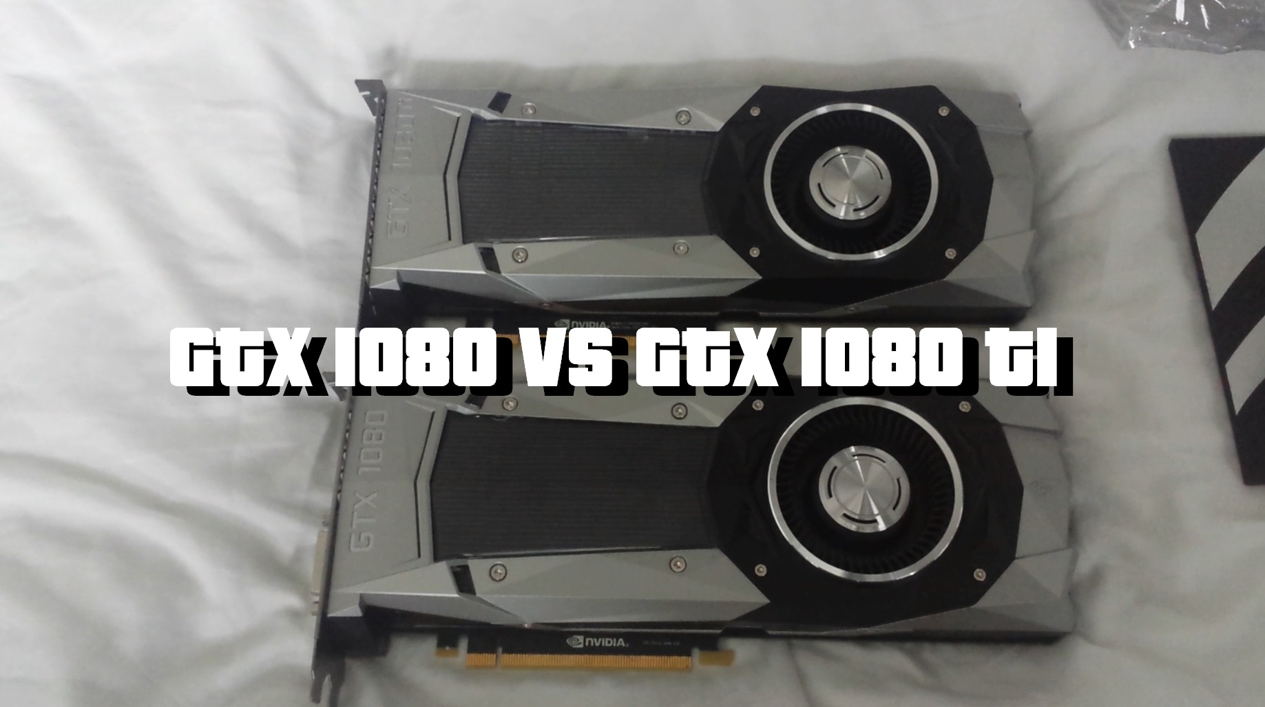 We tested our now obsolete GTX 1080 using various benchmark tools and have  done the same with the GTX 1080 Ti which released March 10th 2017.