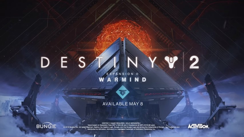 Destiny 2: Warmind: