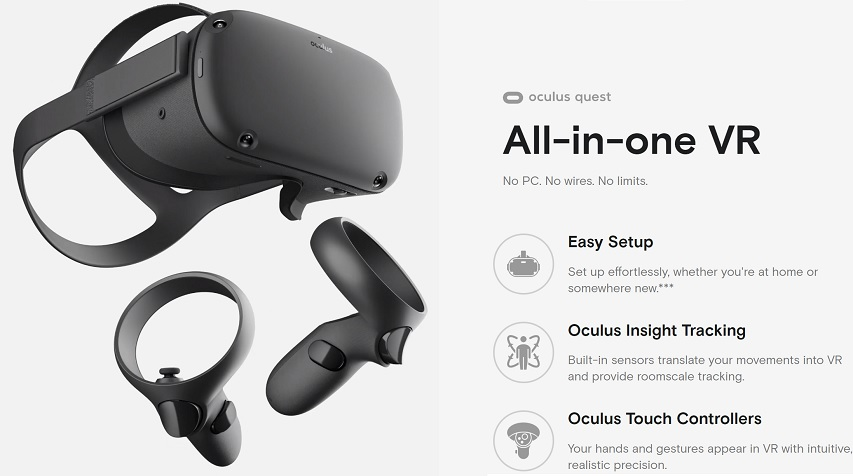Oculus Quest Review – The Future of VR is Here Today — Oculus